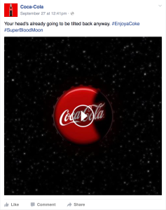 Coke Blood Moon