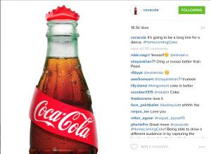 Coke Insta