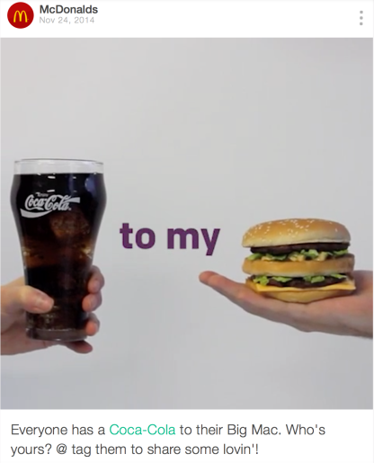 McDonalds - Coke VINE